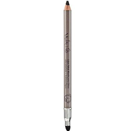 VULT Lápis para Olhos Total Black Longa Duração 1,05g