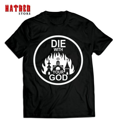 CAMISETA. Die With Your God