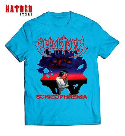 CAMISETA. SEPULTURA - Schizophrenia