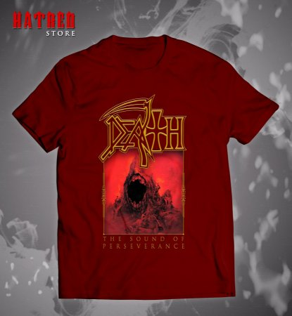 CAMISETA. DEATH - The Sound of Perseverance