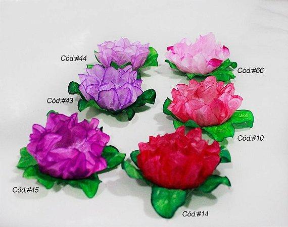 Rosa Menina Tons Lilás
