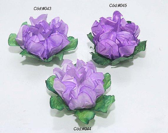 Tulipa Roxo e Lilás