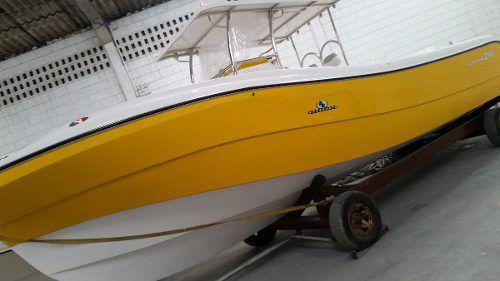 Lancha Pesca Fly Fish 290 Zero