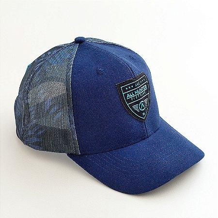 Boné All Hunter Azul