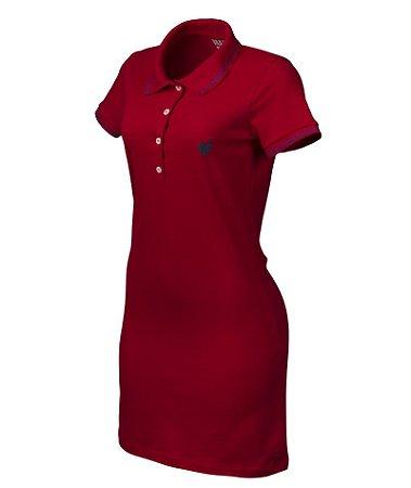 Vestido Pólo Feminina Made in Mato b892ec7e559