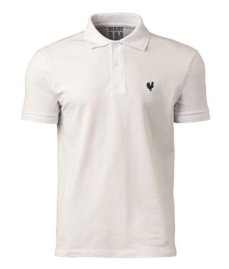 Camisa Pólo Made in Mato Lisa - Off-White