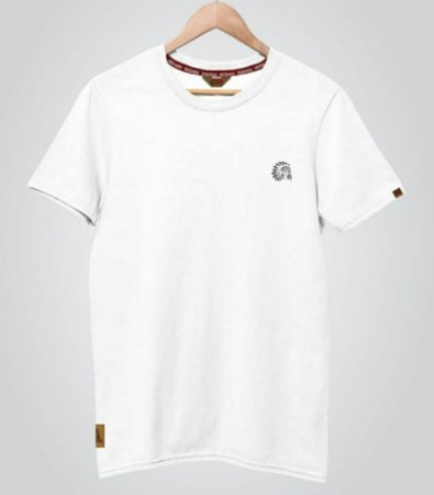 Camiseta Red Man Básica Branca