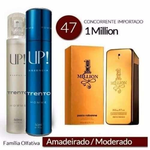 Perfume Up! Essência Trento Homme