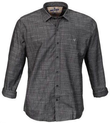 Camisa Masculina Xante Cinza
