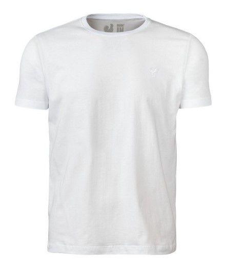 Camiseta Made in Mato Basic - Branco