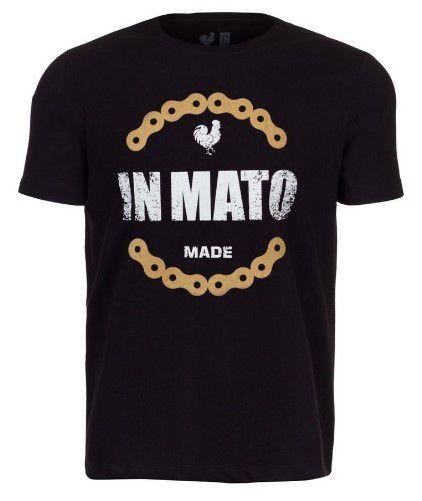 Camiseta Made in Mato Corrente Preto