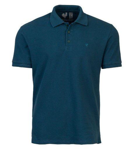 Camisa Pólo Made in Mato Básica Premium Verde Vegan