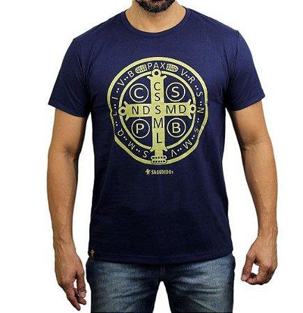 Camiseta Sacudido's São Bento Marinho