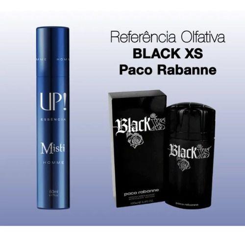 Perfume Up! Essência Misti Homme