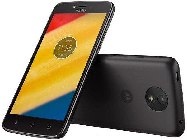 Motorola Moto C 16GB - Dual Chip - PRETO