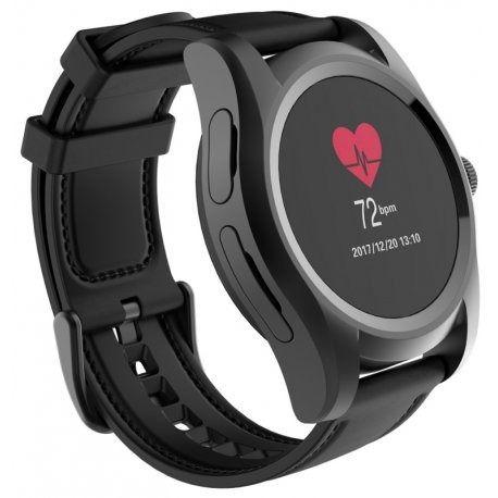 Smartwatch Blu X Link X060 Tela 1.1 Single Sim Preto