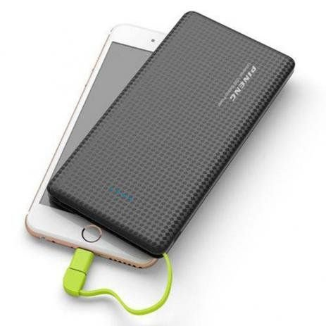 Bateria Power Bank Pineng 10000 Mah Portatil (original)