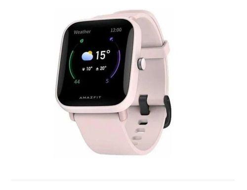 Relógio Smartwatch Xiaomi Amazfit Bip U Pro Rose