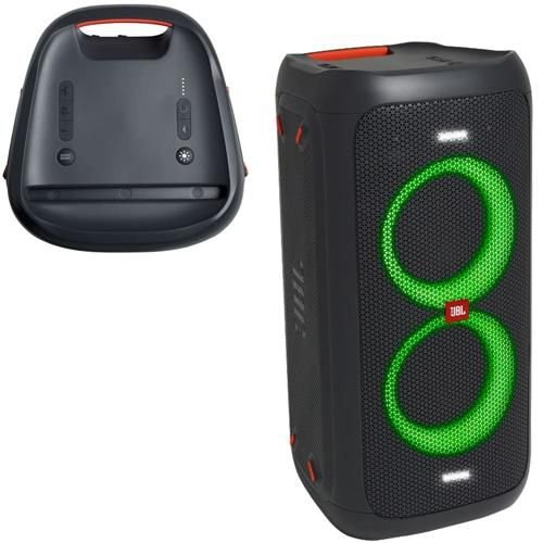 Caixa de Som JBL Partybox 100 - Bluetooth - Preta