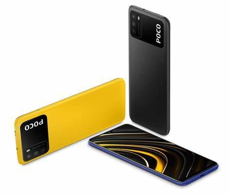 Xiaomi Poco M3 - 128GB - 4GB RAM - Bateria 6000mAh