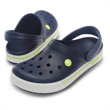 Crocs Crocband 2.5 Azul e Citrus