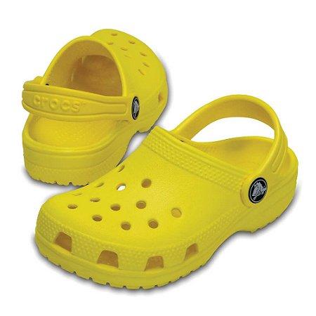 Crocs Classic Amarelo