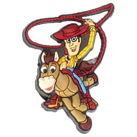 Bottom Jibbitz 3D Woody