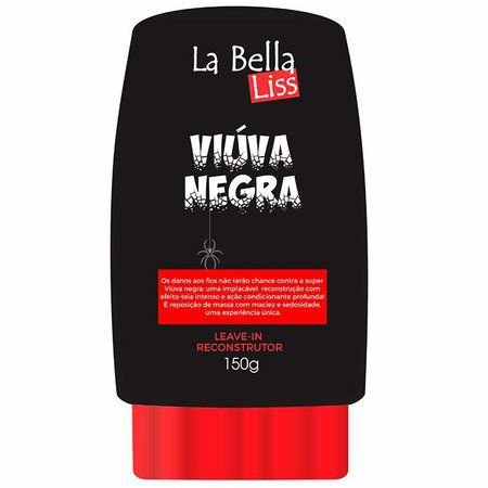 Viúva Negra Leave-in Reconstrutor 150G La Bella Liss