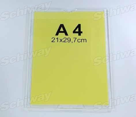 Display de Parede Tamanho A4 - Tipo Envelope