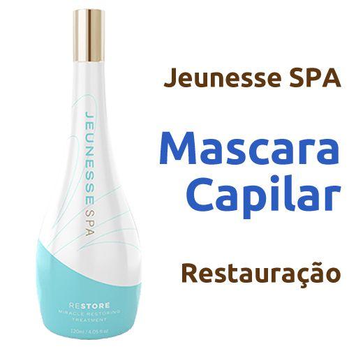 Mascara de Restauração Capilar - Jeunesse SPA - RESTORE Miracle