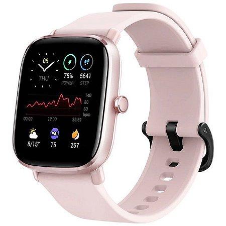 Smartwatch Amazfit GTS 2e A2021 C/ GPS Flamingo Rosa