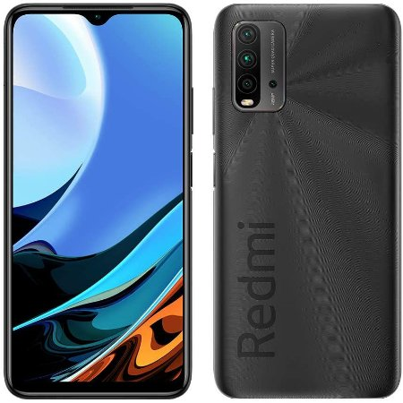 Smartphone Redmi 9T 64Gb - Cinza