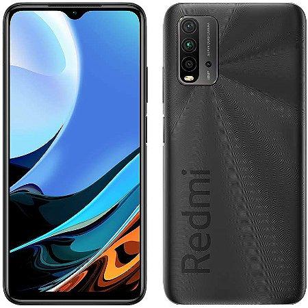 Smartphone Redmi 9T 128Gb - Cinza