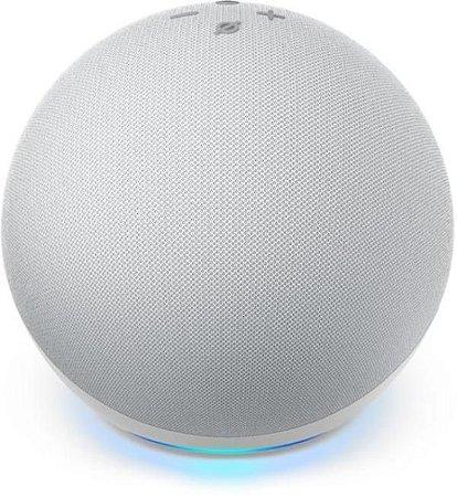 Echo Dot 4° Geração Alexa - Branco