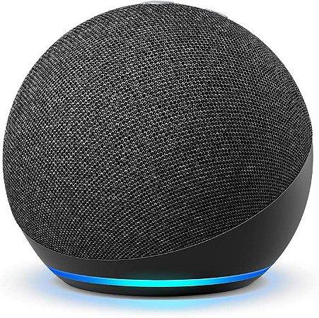 Echo Dot 4° Geração Alexa - Preto