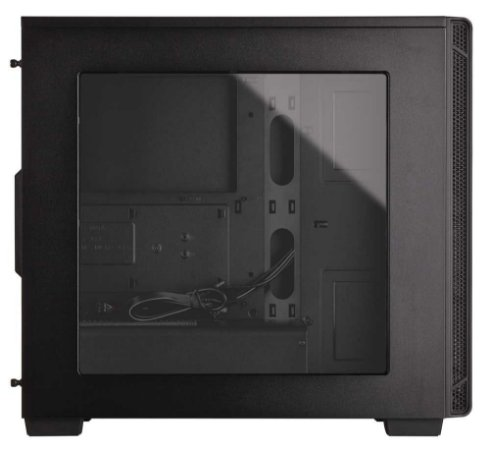 Gabinete Corsair Carbide Series 270R C/ Janela Lateral de Acrilico CC-9011105-WW