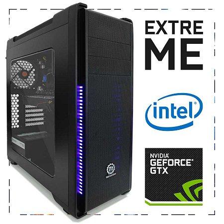 PC Gamer EXTREME i7-7700 + GTX 1080 8GB DDR4 1TB 500W 80 Plus Thermaltake C21 RGB