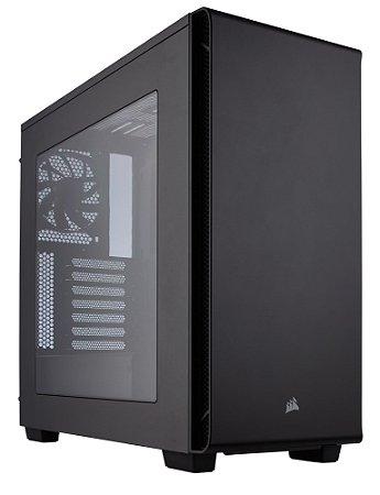 COMPUTADOR WORKSTATION PROFESSIONAL | I7 7700 + QUADRO P1000 4GB | 16GB RAM DDR4, HD 1TB, 500W, CORSAIR CARBIDE 270R