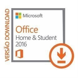 Office Home and Student 2016 p/ PC - DOWNLOAD - 79G-04286