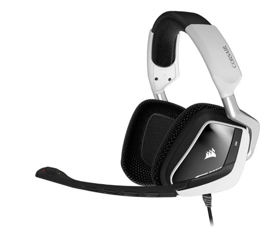 Headset Corsair Gaming Void RGB 7.1 Usb Branco CA-9011139-NA