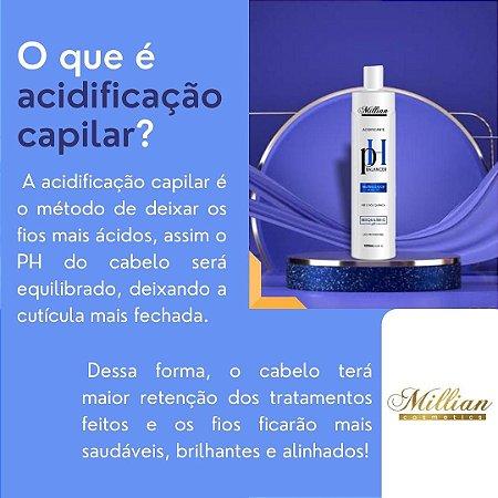Acidificante neutralizador de PH Millian 1 litro