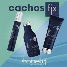 Kit Hobety Cachos Fix Home Care 3 Produtos