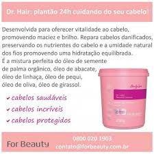 FOR BEAUTY SPECIAL CARE SPA DR. HAIR MÁSCARA CAPILAR 1KG