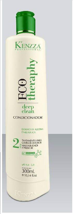 Condicionador Eco Theraphy Deep Clean Raizes Oleosas Kenzza