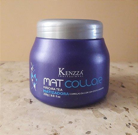 Mascara Matcollor Kenzza  Tratamento Hidratação e Matização NOVA EMBALAGEM