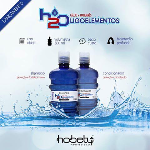 HOBETY KIT H2O USO DIARIO OLIGOELEMENTOS HOBETY 500ML