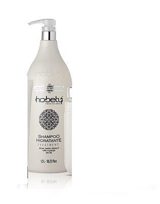 Shampoo Profissional Alta Hidratação Hobety 1,5 litros