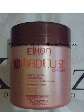 Mascara Hidratação e Reparação Extrato de Caviar Madelise Coffee Kenzza 500gr