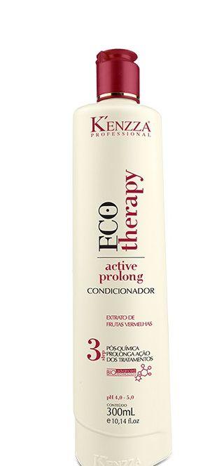 Condicionador Eco Therapy  Pós Progressiva Active Prolong Kenzza