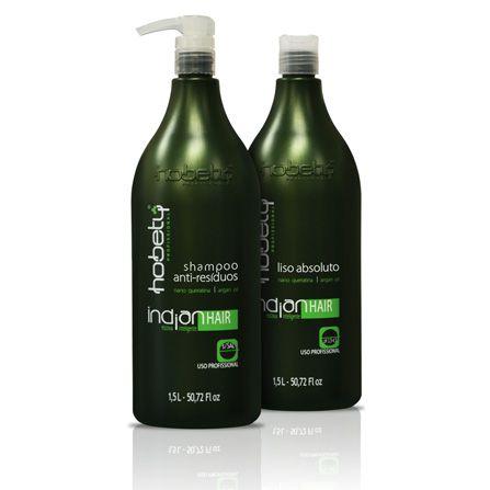Progressiva Indian Hair Hobety  kit 1.500 Ml